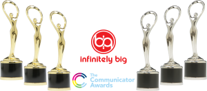 Infinitely Big 2014 Communicator Awards
